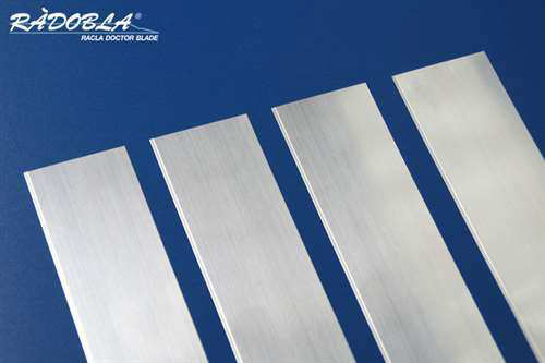 Stainless Steel Doctor Blades For TISSUE